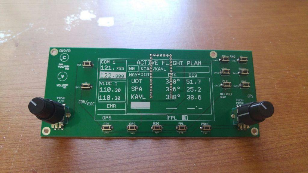 GNS 430 & 530 Simulators – M1 Sims